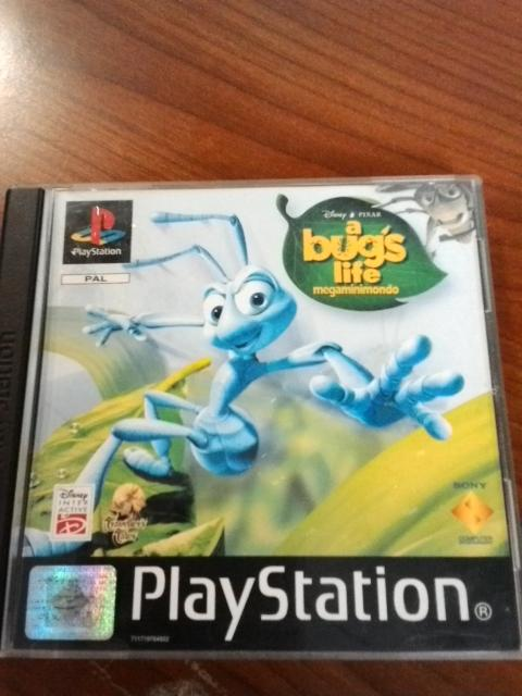 A BUGS LIFE
